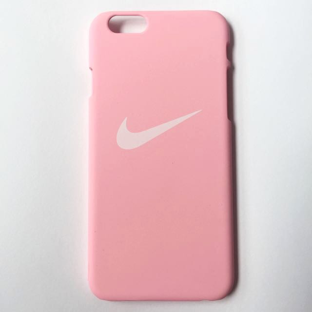 separation shoes a9ce3 adfa4 Pink Nike Iphone Case