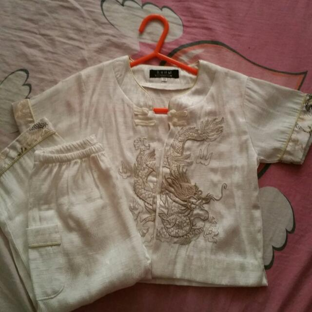 Pre-loved cny Clothing for Boy