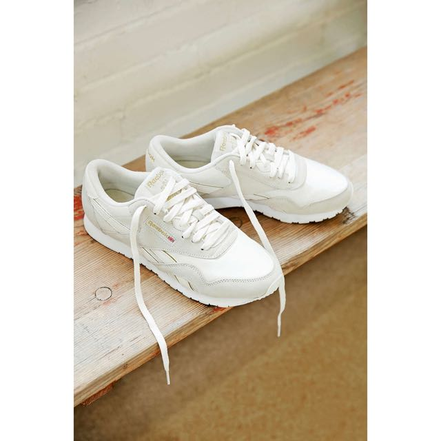 Reebok X Urban Outfitters Classic Nylon Running Sneakers 07f3fe4bf