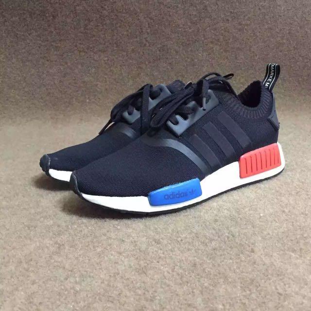 RUNNER PK ultra boost 黑藍紅 編織 慢跑鞋 S79168 男鞋 有女段 陳冠希