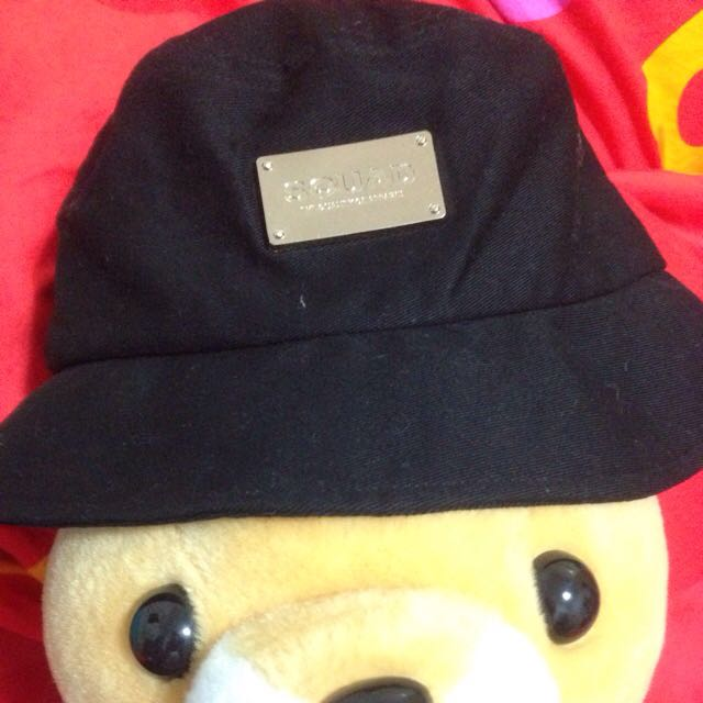 Squad漁夫帽(購於東區門市)正品