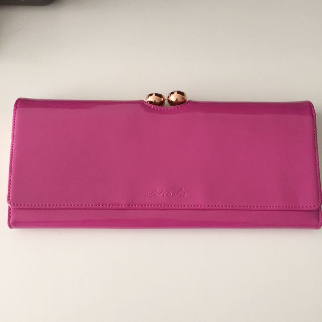 Ted Baker Pink Purse