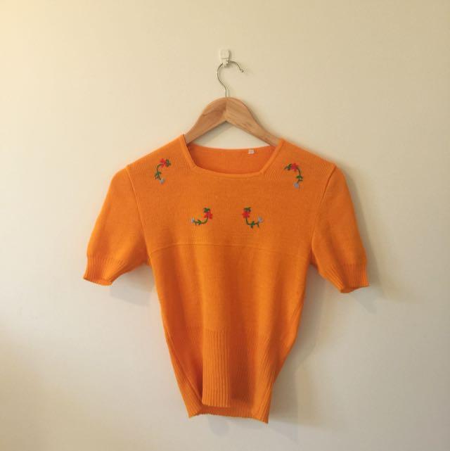 Vintage T-shirt Knit