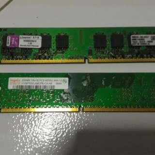 Old RAM For Desktop DDR2