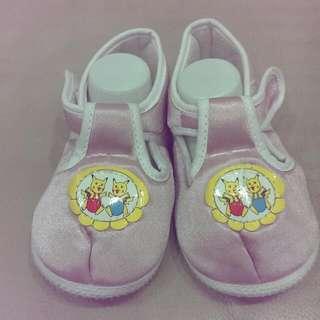 復古寶寶布鞋