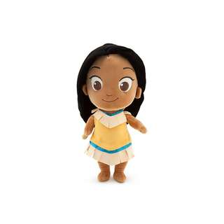 Toddler Pocahontas Plush Doll - Small - 12''