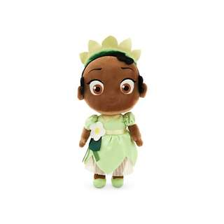 🚚 Toddler Tiana Plush Doll - Princess and the Frog - Small - 12''
