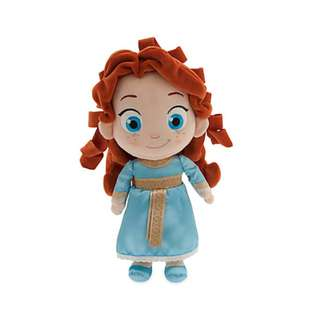 🚚 Toddler Merida Plush Doll - Brave - Small - 13''