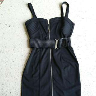 Valleygirl Short Body Dress