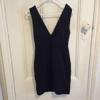 Black Kookai Dress