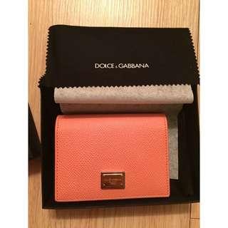 Dolce&Gabbana 時尚卡夾