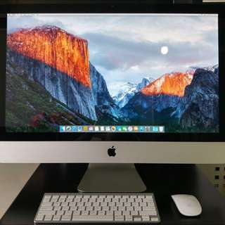 "iMac 27"" Mid 2011"