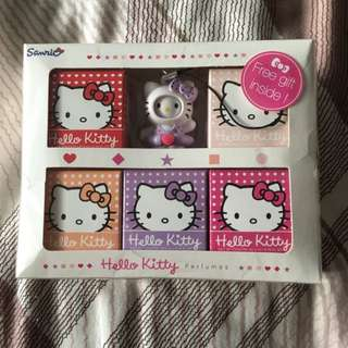 Hello Kitty Minature Perfumes
