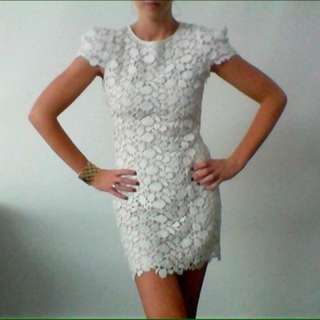 Magali Pascal Lace Dress