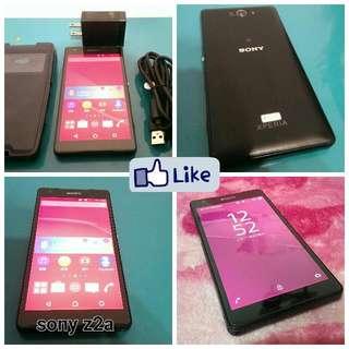 Sony Z2a 黑色款(已保留)