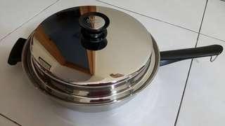 Cookware - Frying Pan (Amway Queen) - 2 way handle