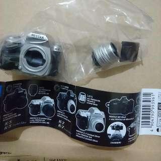 (暫售)PENTAX相機吊飾扭蛋