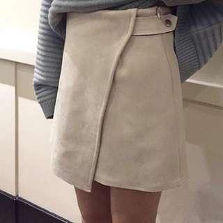 百搭不規則短裙