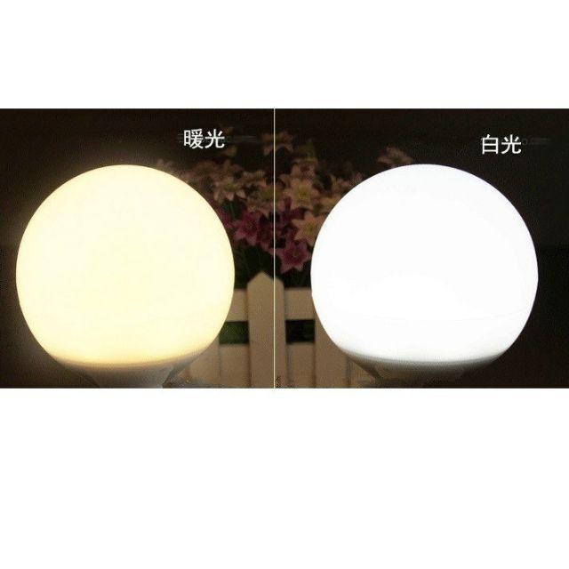 (現貨)G95暖光霧面LED鎢絲燈泡3W