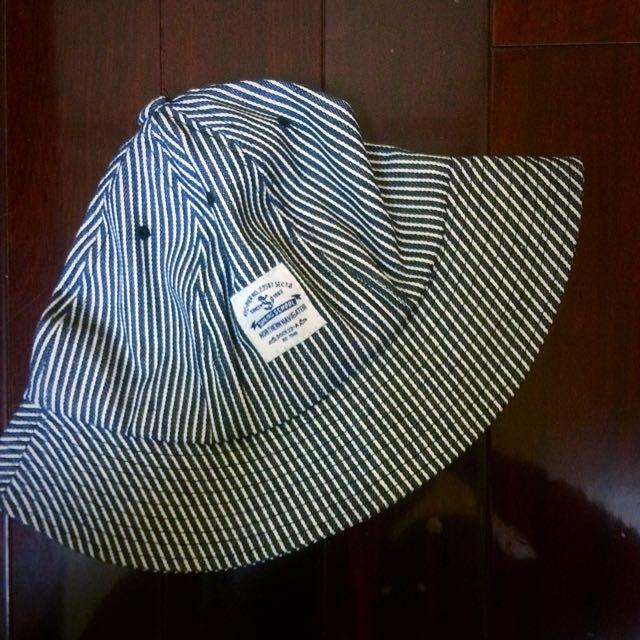 海軍風漁夫帽