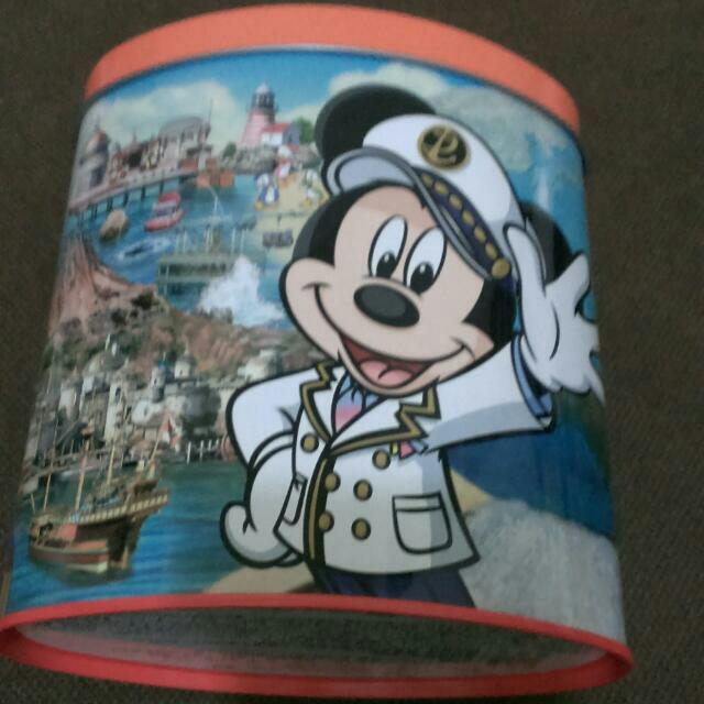 米老鼠空鐵罐