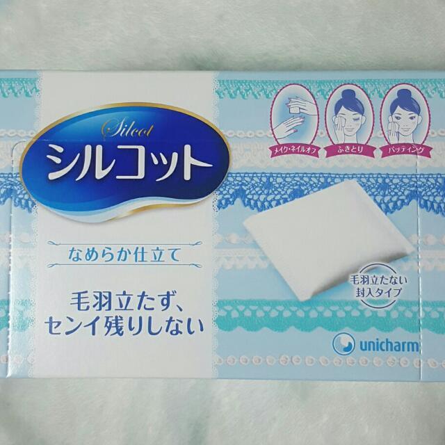 絲花化妝棉