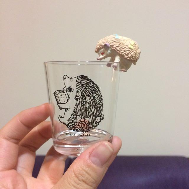 杯緣子 刺蝟 隱藏