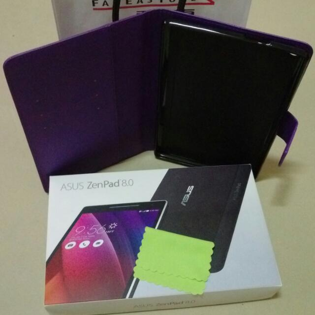 *實拍* ASUS ZenPad 8.0 16G 100%全新平板