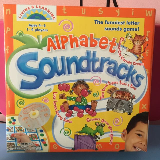 brand new alphabet soundtracks by living learning toys games