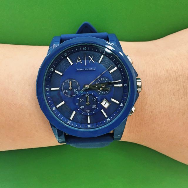 AX 全新COLOR錶款