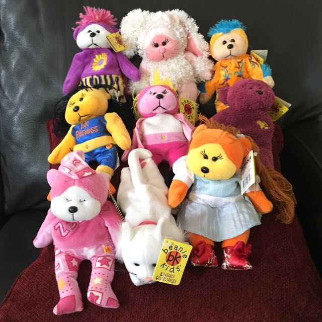 Beanie Kids (great-excellent condition)