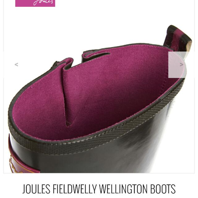 Brand New Joules Wellies