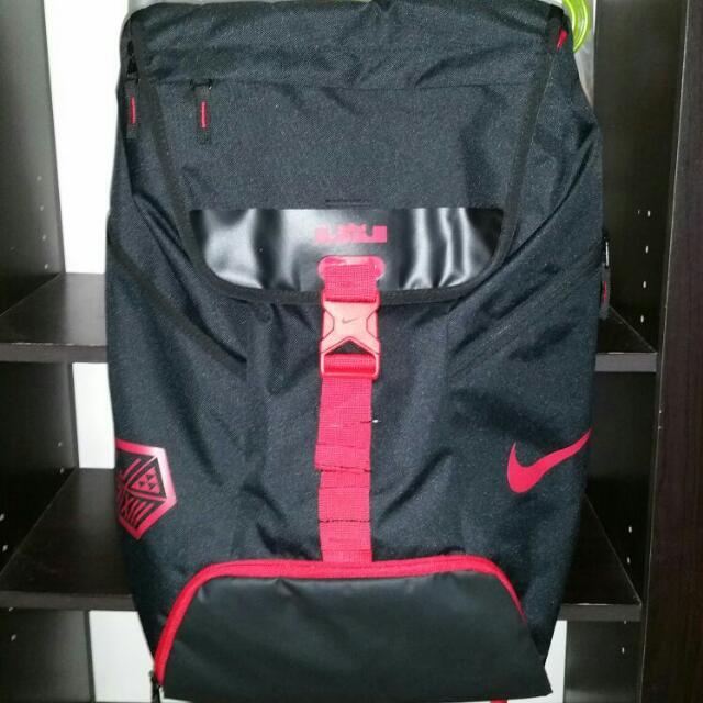 nike lebron max air ambassador 2.0 backpack