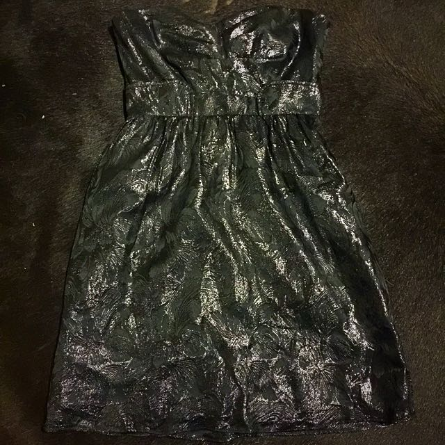 Cooper St. strapless cocktail dress Size 8