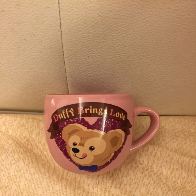 達菲咖啡杯Duffy