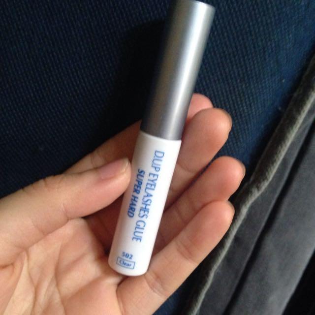 D-UP EX長效假睫毛膠水 透明 含運