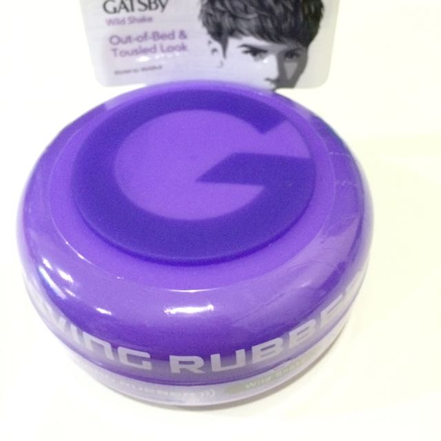 Gatsby Moving Rubber 80g