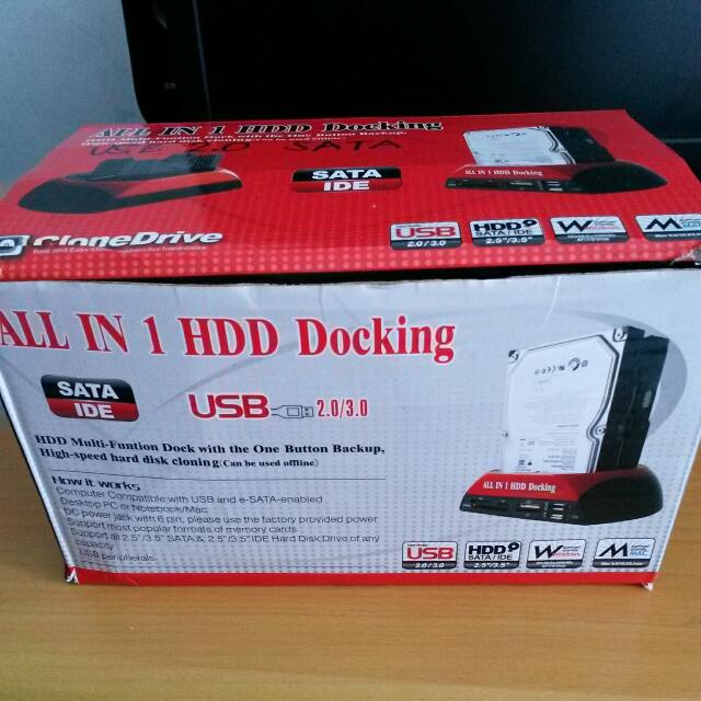 HDD Docking Station