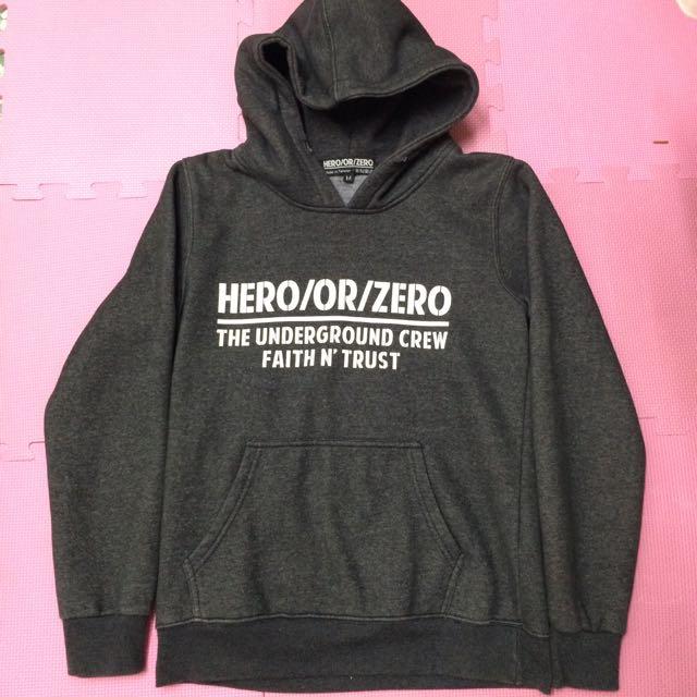 Hero Or Zero帽踢.帽T