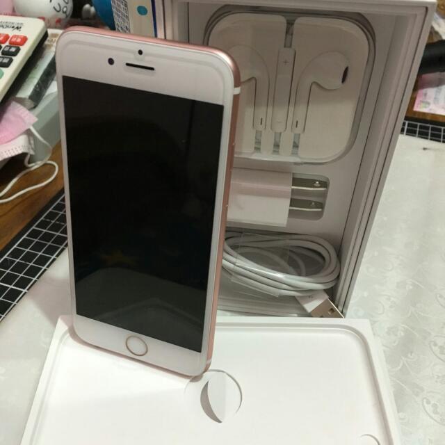 Iphone6S  玫瑰金 64g