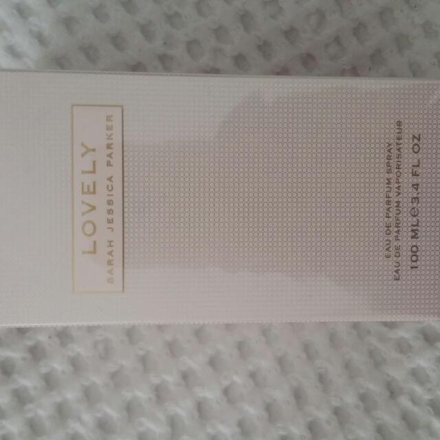 Jessica Parker Perfume