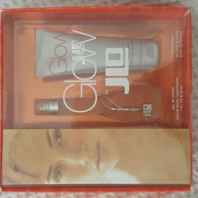 Jo Lo Brand New Perfume And Lotion Set