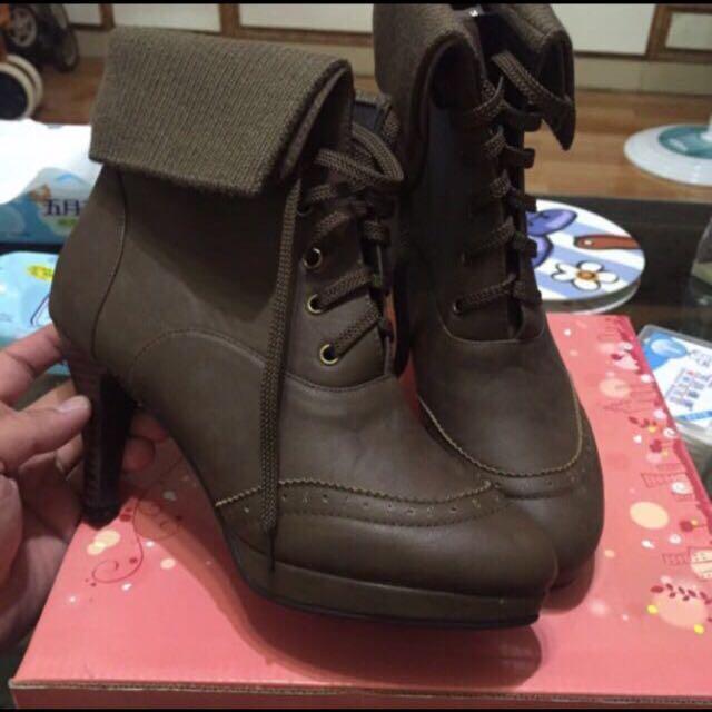 Magic Mirro專櫃女鞋25號