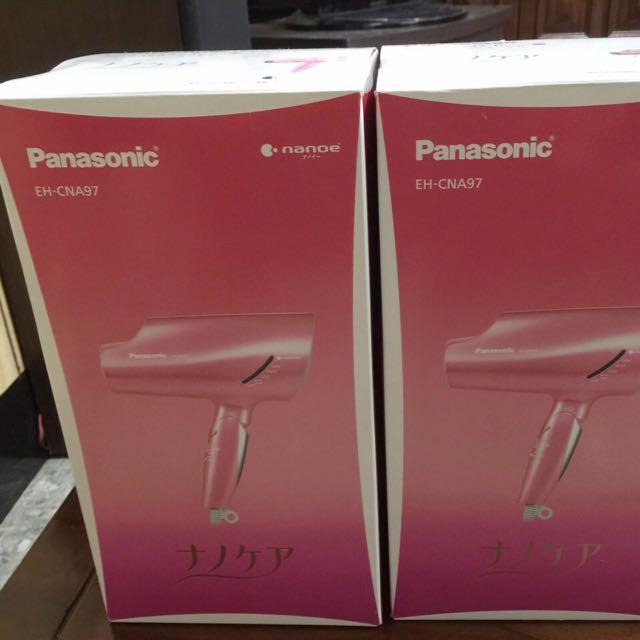 Panasonic EH-CNA97奈米負離子 粉色現貨