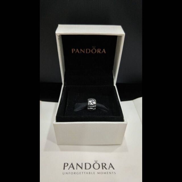 Pandora 潘朵拉正品 固定釦