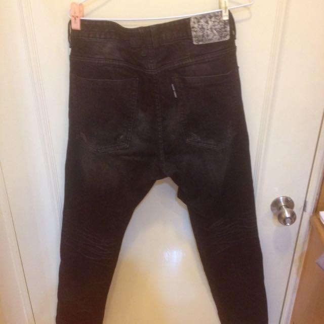 PSGB牛仔褲
