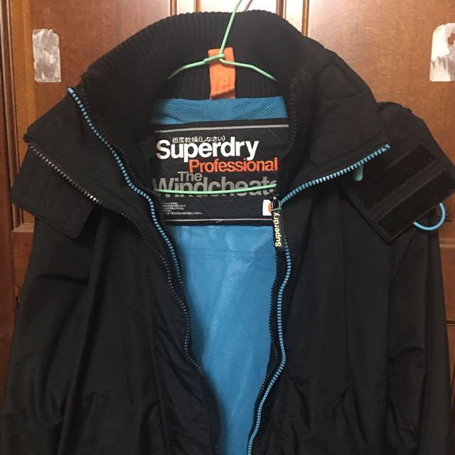 Superdry女外套