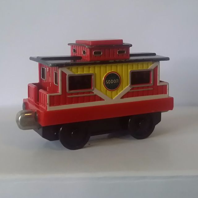 Thomas and Friends Magnetic Die-Cast Metal Take-Along