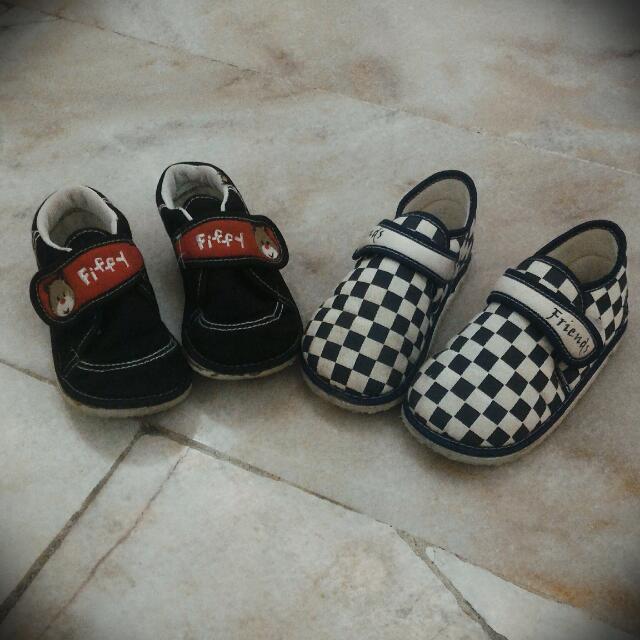 Toddler Shoes Set