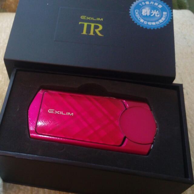 Tr50 相機玫紅